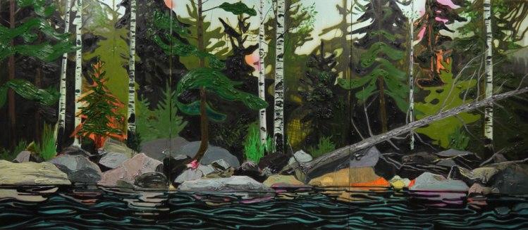 Kim-Dorland-French-River
